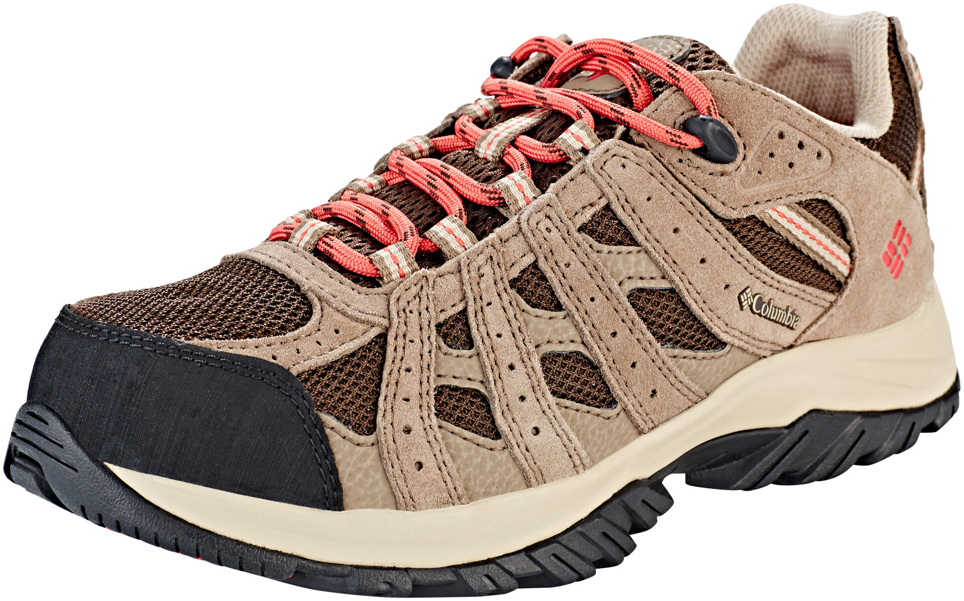 Columbia Canyon Point WP Chaussures Femme, cordovansunset
